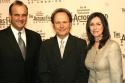 Joe Torre, Billy Crystal, and Janice Crystal Photo