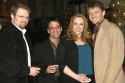 John Conlee, Joel Fram, Emily Skinner, and Jason Danieley  Photo