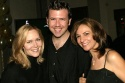 Rebecca Luker, Rob Gallagher, Marie Danvers (all past Encores performers)  Photo