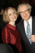 Nancy Anderson and Sheldon Harnick