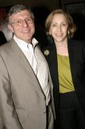 John Falk and Arlene Shuler
