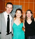 Brian F. O'Byrne, Victoria Clark and Cherry Jones Photo