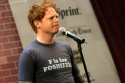 """Jesse Tyler Ferguson of """"The 25th Annual Putnam County Spelling Bee"""" singing """"I'm Not That Smart"""""""