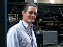Kyle MacLachlan who is making his Broadway debut this season in The Caretaker.