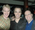 DJ Salisbury, William Michals and Neil Berg Photo