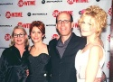 Sharon Gless, Michelle Clunie, Matt Blanc (Chairman of Showtime) and Thea Gill