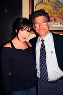 Michelle Branch and Al Franken