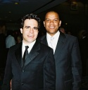 "Mario Cantone, Tony Award Nominee for Best Special Theatrical Event ""Laugh Whore"" and Jerry Dixon"
