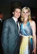 Matthew Morrison and Kimberly Jones
