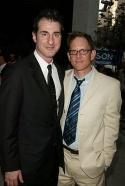 Jon Robin Baitz and David Marshall Grant  Photo