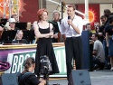 """Nancy Lemenager and Noah Racey perform """"Pick Yourself Up"""" from Never Gonna Dance. Photo"""