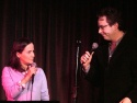 """Loving couple Emily Loesser and Don Stephenson charm audiences with """"Says My Heart"""" Photo"""