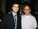 Paul Grellong (Playwright) and Bob Balaban (Director)