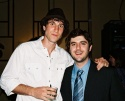 Pablo Schreiber and Paul Grellong  Photo
