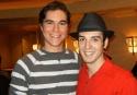 "Justin Berkobien (""John Truitt"") and Stephen Schellhardt (""Lon"") Photo"