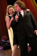 Dan Fogler and Rachelle Rak Photo