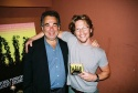 """Marty Bell (Producer, """"Dirty Rotten Scoundrels"""") and Jack Noseworthy  Photo"""