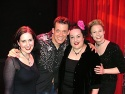 John Tartaglia is joined by Avenue Q castmates Stephanie D'Abruzzo,