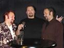 Photo: A Composite of Danny O'Connor as Alex, Sam, and Leonard