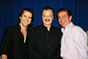 """Recipient's of the """"Special Civil Rights Award,"""" Christian Campbell, Robert Goulet an Photo"""