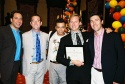 "Recipient's of the ""Special Civil Rights Award,""