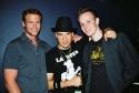 John Hill, Ari Gold and Adam Joseph Photo