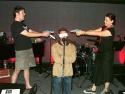 Eric, John and Natalie make the ultimate sacrifice