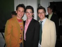 Kristoffer Cusisck, Mark Myers, and Adam Fleming