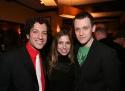 Tyrone Giordano, Shoshannah Stern and Michael Arden