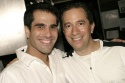 Stephen Nachamie and Michael Lavine