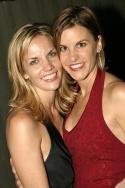 Jen Foote and Jenn Colella