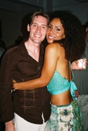 Daniel Lawson (Costumes) and Maya Days Photo