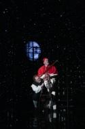 Jay O. Sanders as Galileo and Edward Herrmann as Pope Urban VIII