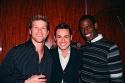 Gregg Goodbrod, Max Von Essen and Eric Jackson (Howard, Gospeleer)