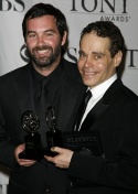 Duncan Sheik and Steven Sater