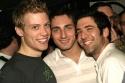Barrett Foa, Scott Nevins, and Ben Rimalower Photo