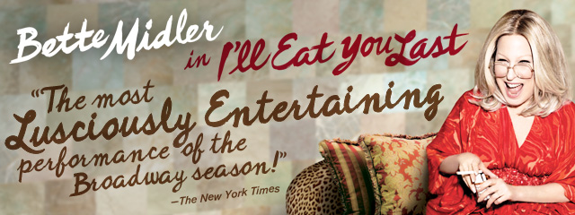 I'll Eat You Last: A Chat With Sue Mengers Broadway