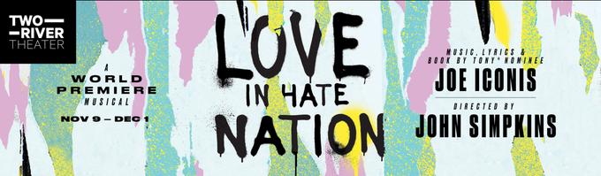 LOVE IN HATE NATION
