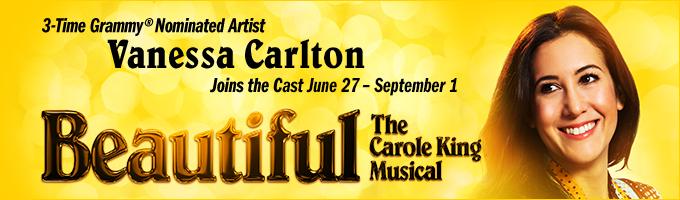 Beautiful: The Carole King Musical Broadway