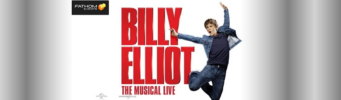 Billy Elliot Live Fathom Events