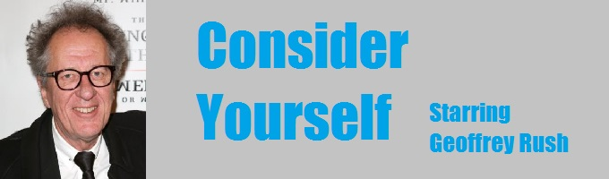 Consider Yourself Film