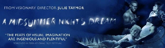 A Midsummer Night's Dream Taymor Film