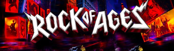 Rock of Ages Off-Broadway