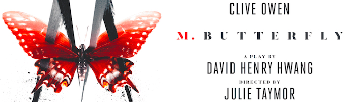 M  BUTTERFLY Revival Announces Final Flutter on Broadway