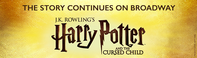 HARRY POTTER AND THE CURSED CHILD Broadway