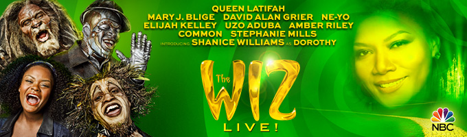 THE WIZ LIVE ON NBC!