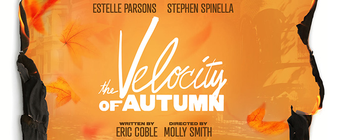 The Velocity of Autumn Reviews