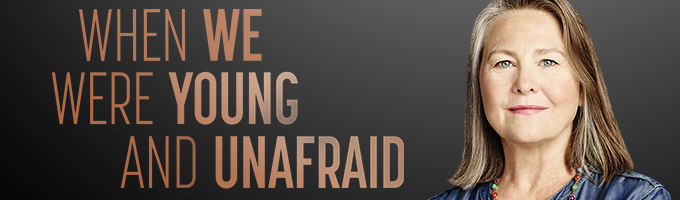 When We Were Young and Unafraid Off-Broadway