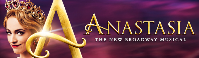 Anastasia Broadway
