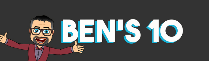 Ben's 10 Articles